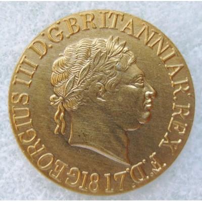 1817 George III Sovereign