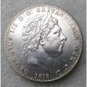 1818 George III Crown