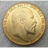 1902 Edward VII £2 Double Sovereign