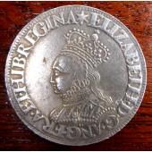 1560 Elizabeth I Shilling