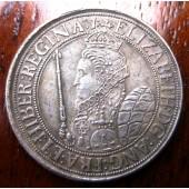 1586 Elizabeth I Groat