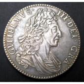 1695 William III Crown